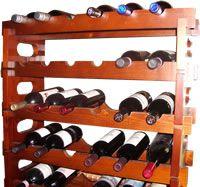 Wine Rack in use