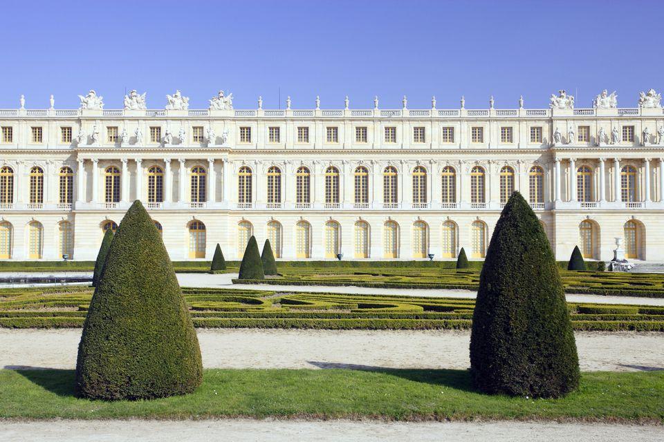France, Paris region, Versailles castle