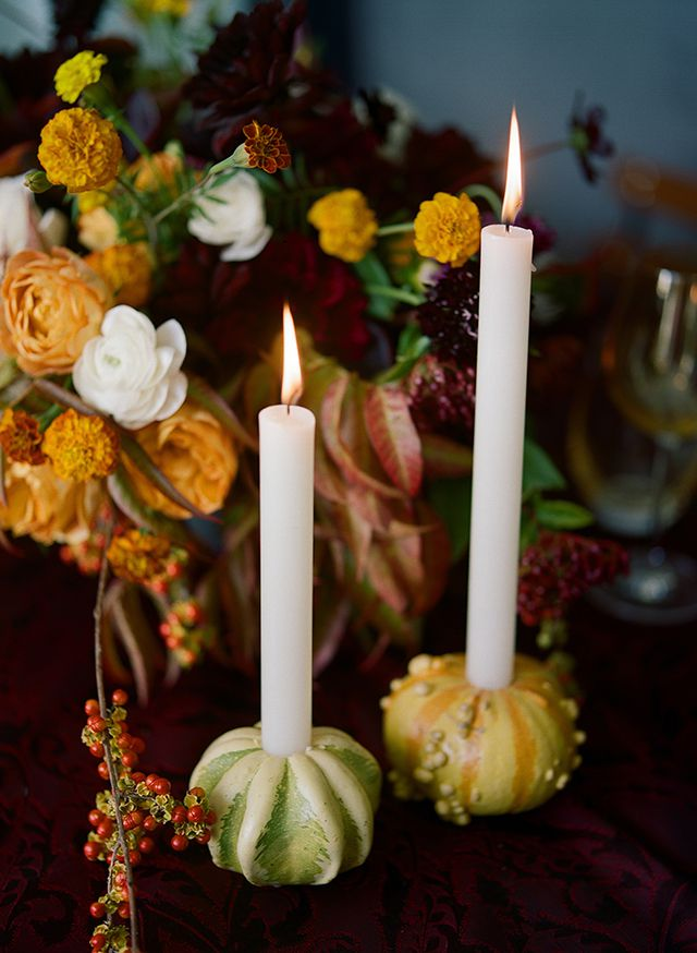 Simple diy thanksgiving centerpiece ideas