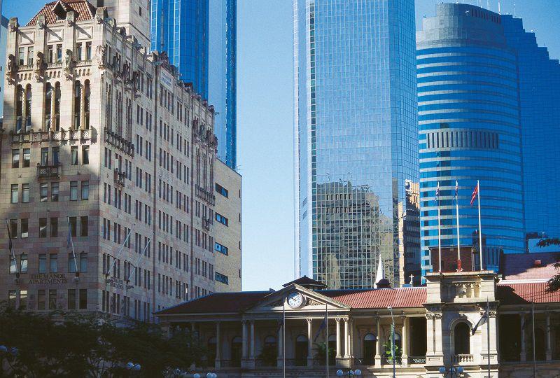 Brisbane Post Office Square