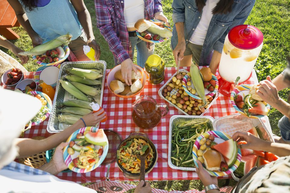 The Rules For A Great Potluck Party