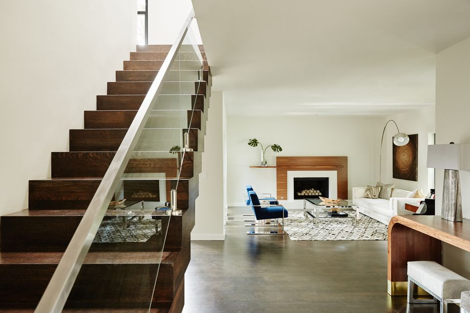 Dallas Home Is Cool And Contemporary