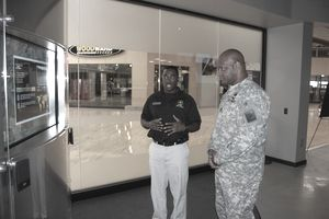 SGT(P) Ashe showing CSM King Global Base Locator