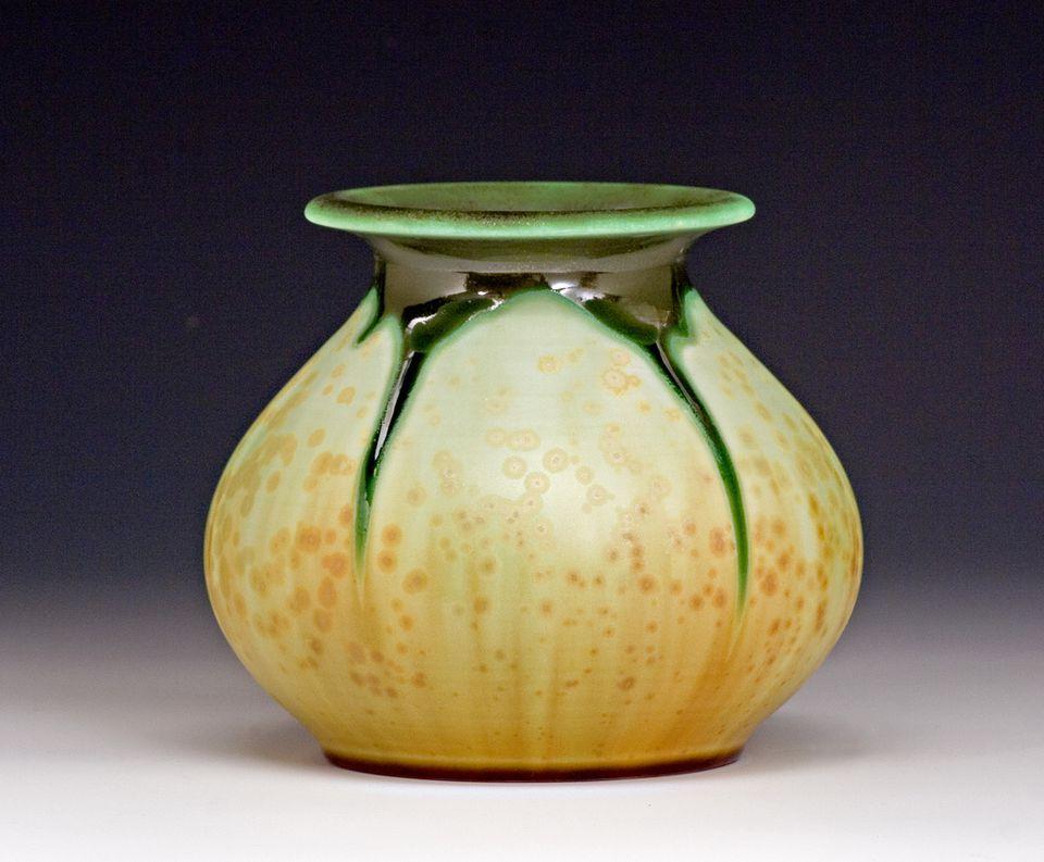 Matte Crystalline Flowing Glazes