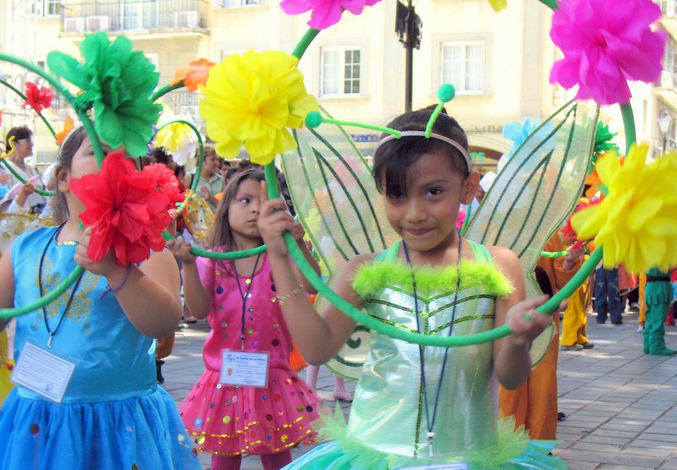 Spring Festival in Mexico