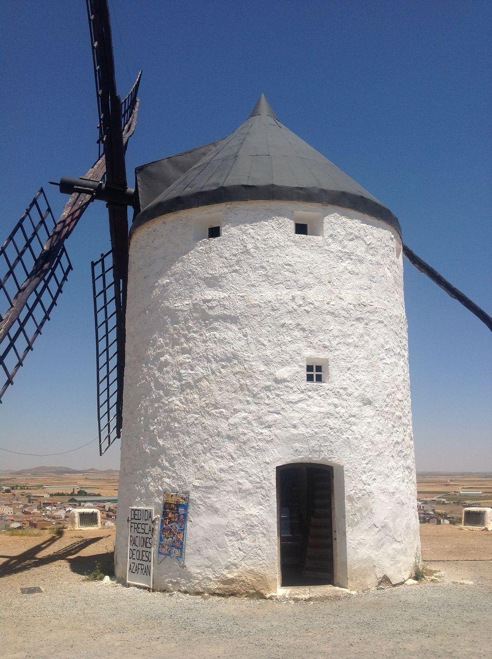 Consuegra windmill