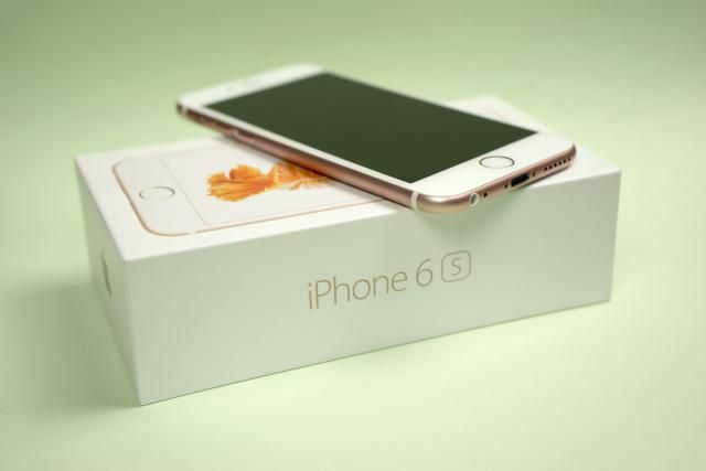 Activating a new iPhone