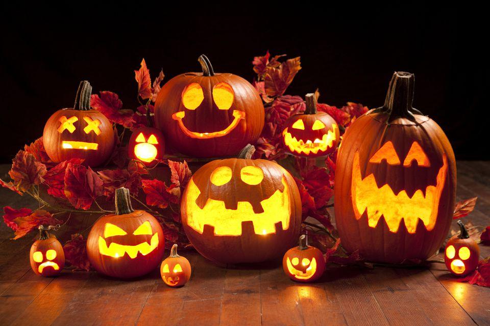 Halloween Safety - Jack-o'-lanterns