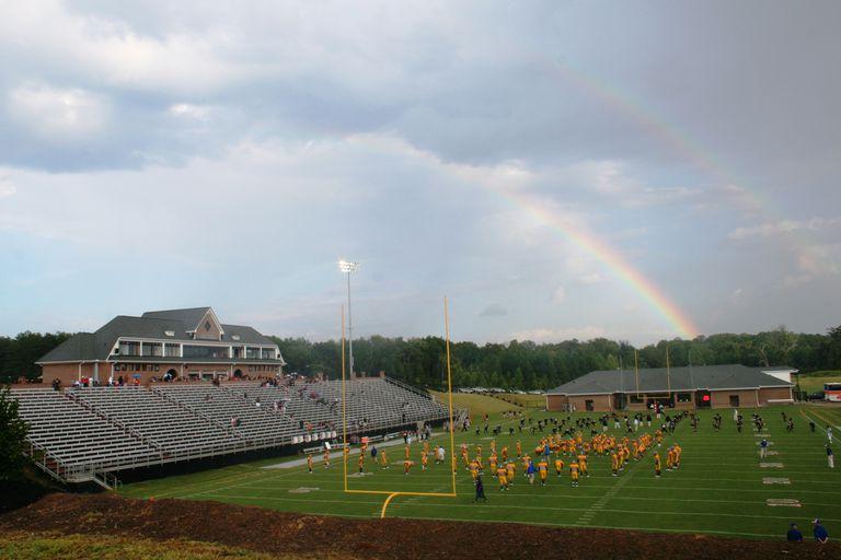 Younts Stadium at North Greenville University