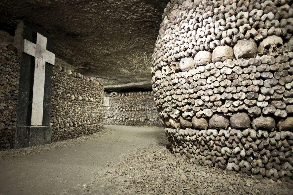 The Catacombs, Catacombes-de-Paris.