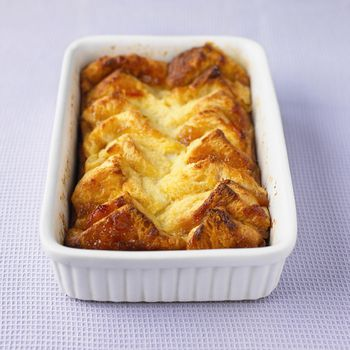 This Delicious Mock Cheese Souffle Is A Strata Made With Bread And Eggs