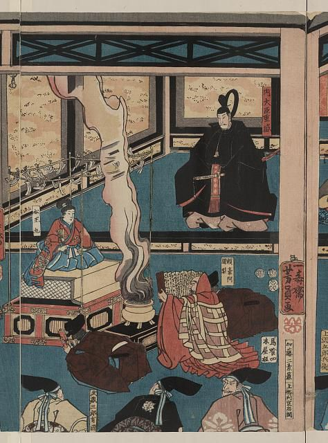 The Tokugawa shogunate was very centralized, and tried to control many aspects of life in Japan.
