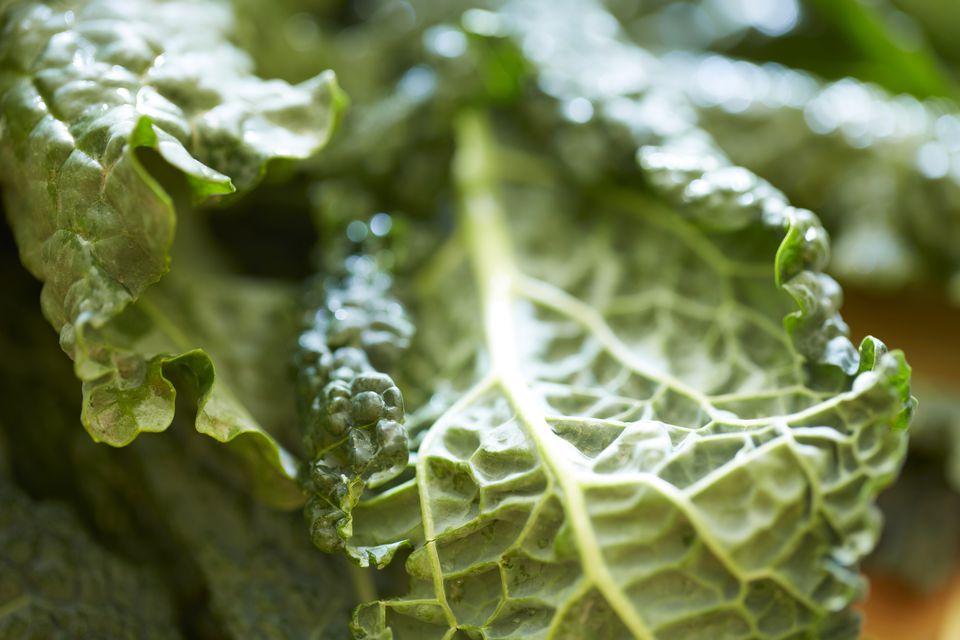 A Recipe For Crispy Delicious Kale