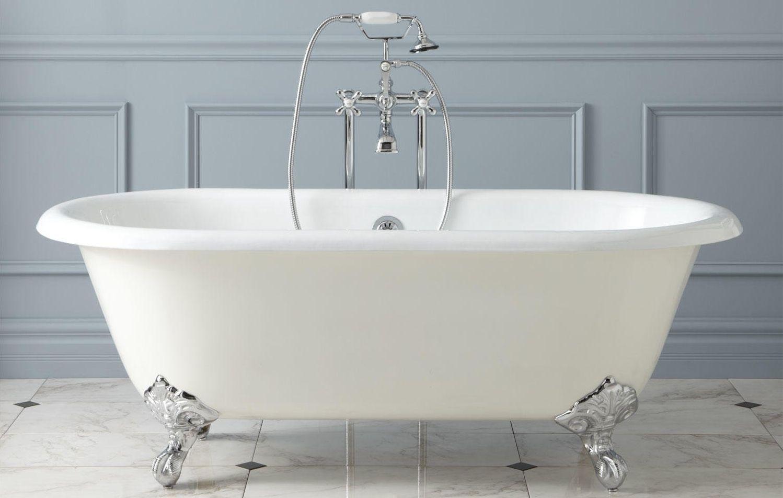 Basic types of bathtubs for Bathroom with bathtub