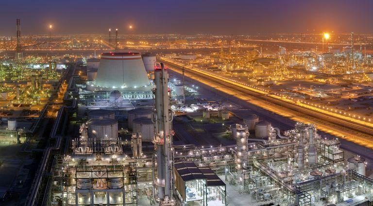 Jubail Industry City, Saudi Middle Eastern Cultureia.