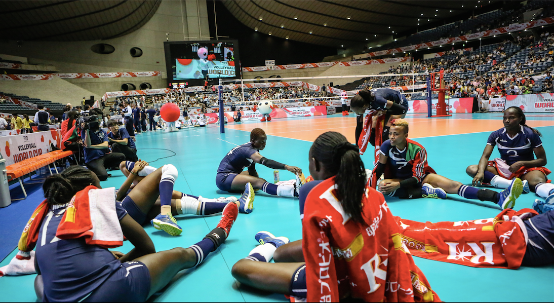 The Best Warm-Up Exercises for Volleyball Players