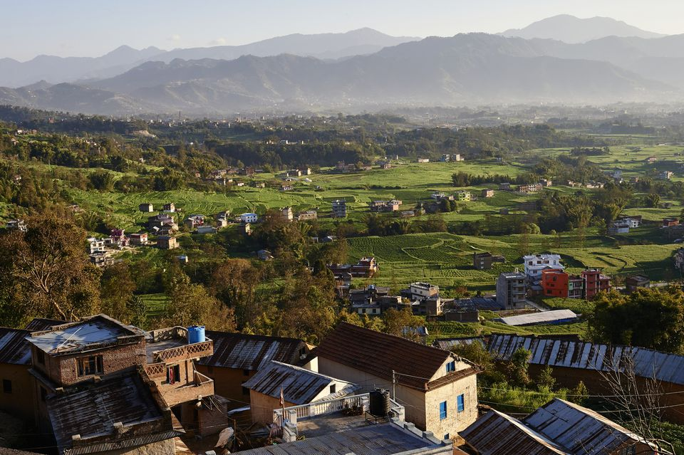 Kathmandu Valley villages.