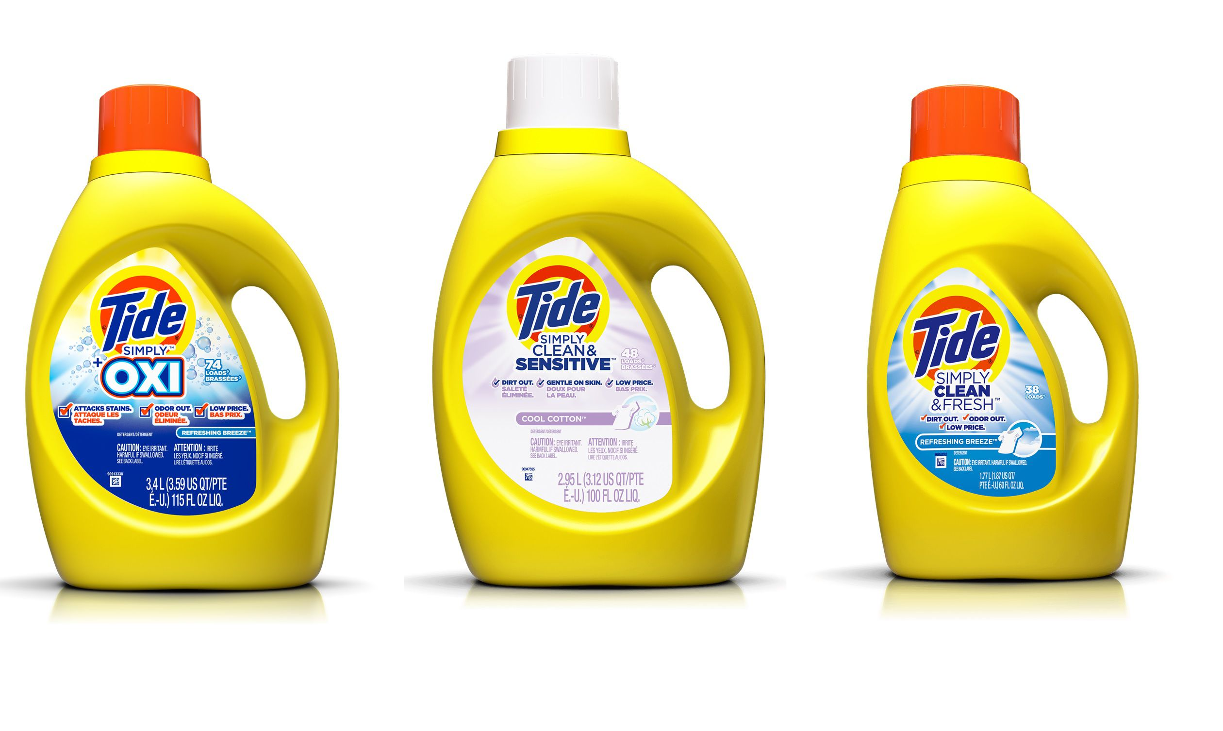 Tide Simply Clean & Fresh Product Review