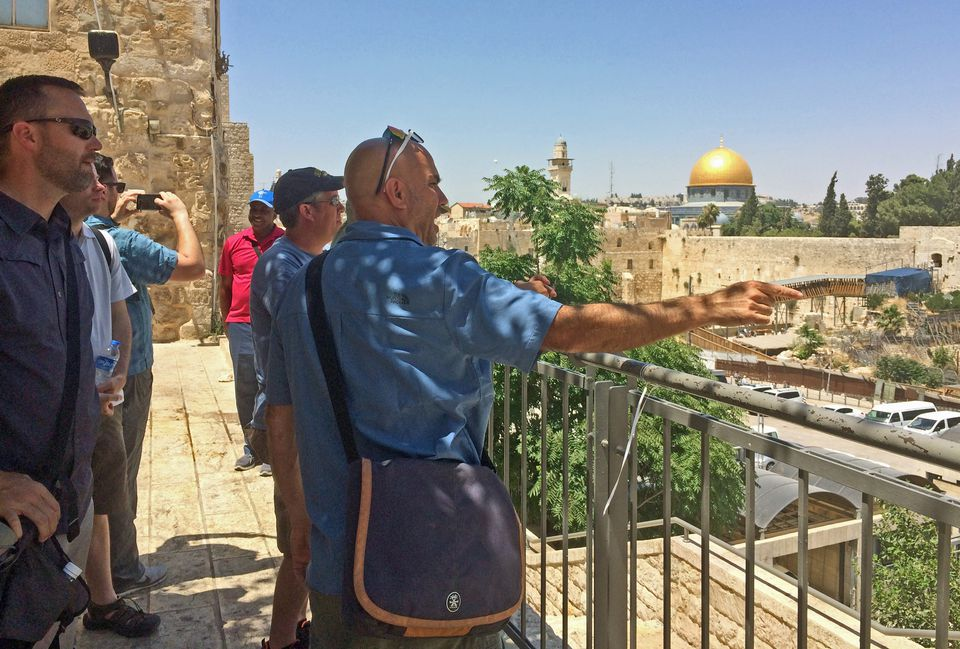 Travel guide in Israel. Don't scrimp on hiring a guide in Israel.