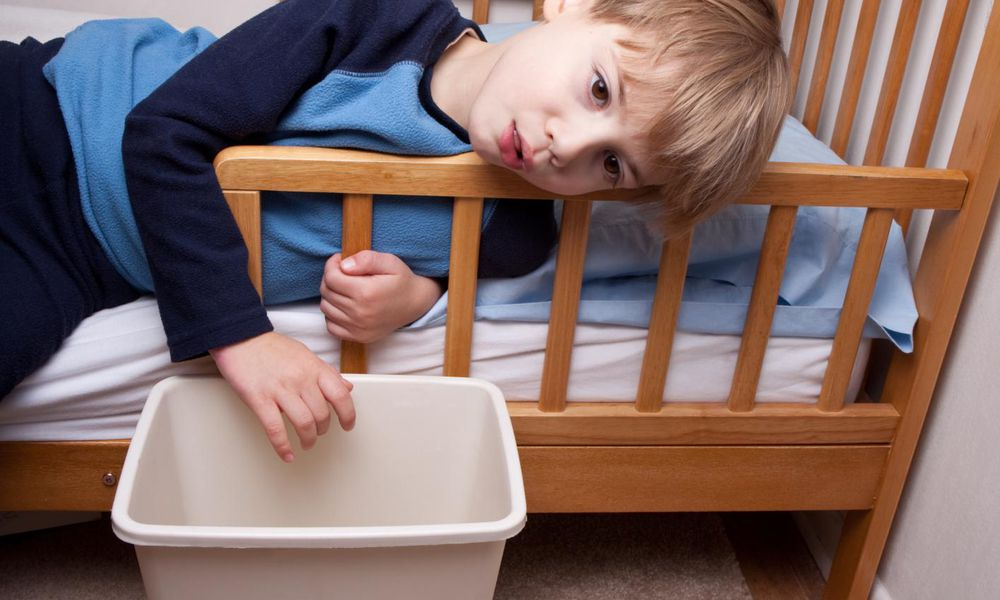 Symptoms of Stomach Flue