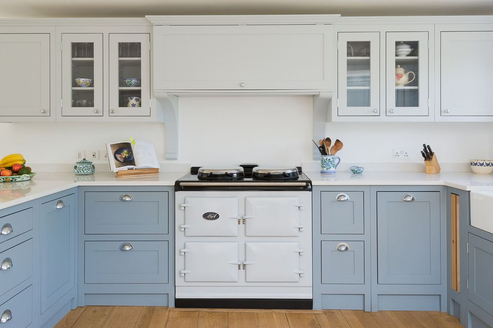 Best Blue Kitchen Cabinet Ideas - Shaker style furniture for your kitchen cabinets
