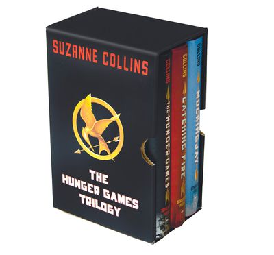 hunger games book series pdf