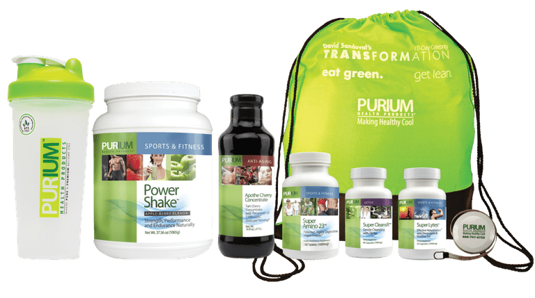 Purium Health Products 10-day Cleanse (review)