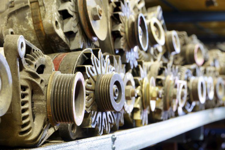 high output alternator for car audio