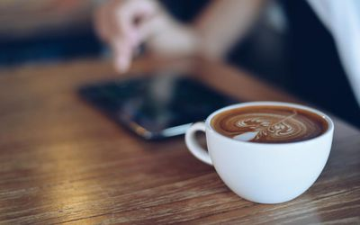 Sugar Free Starbucks On South Beach Phase