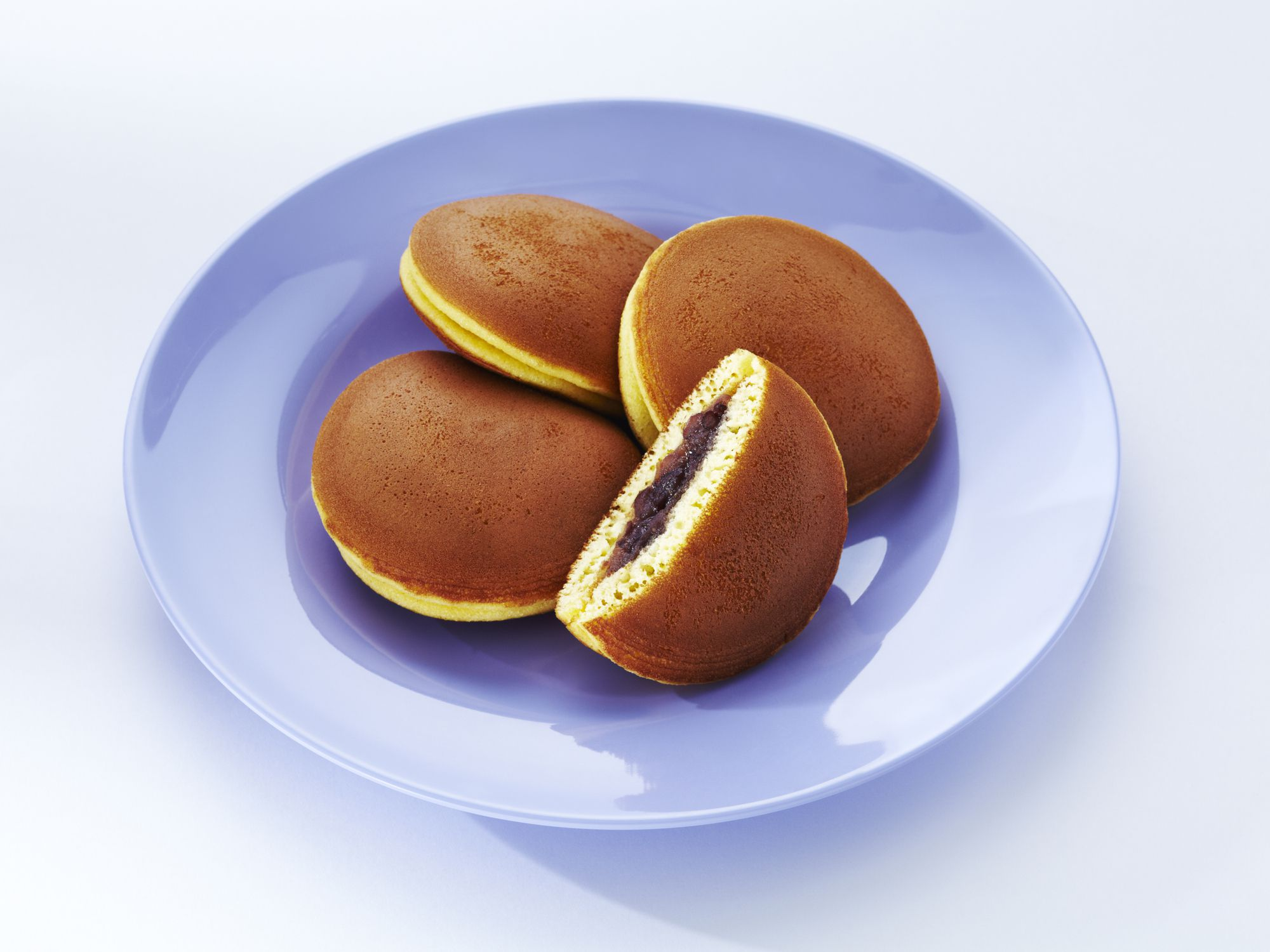 Dorayaki Recipe Sweet Filled Pancakes