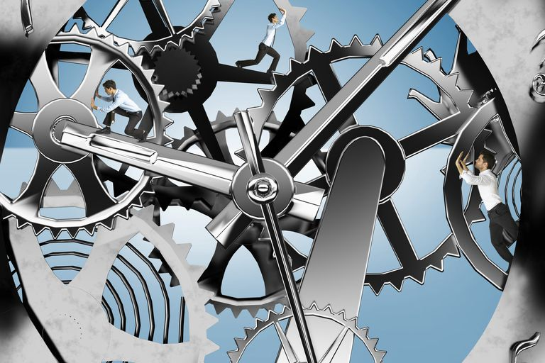 the machine metaphor Using metaphor to describe organizations for example, the machine metaphor suggests that an organization is a self-sufficient, standalone entity.