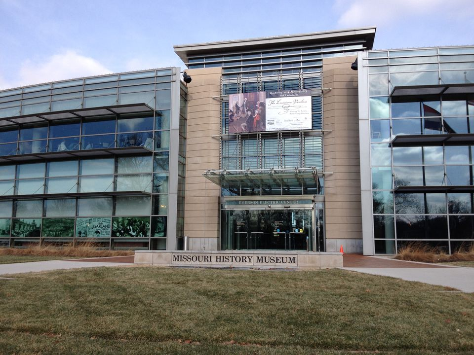 Missouri History Museum in St. Louis
