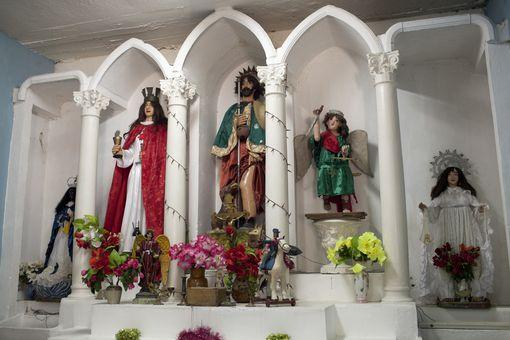 Cuba - Religion - Santeria syncretic Afro Cuban religion