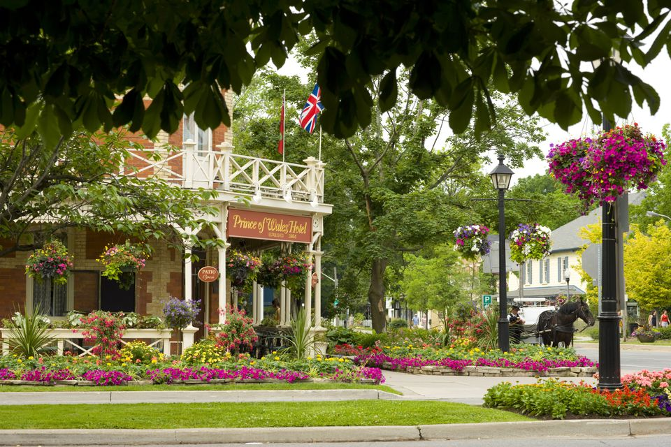 Charming Small Towns You Should Visit Near Toronto - Us quaint towns map