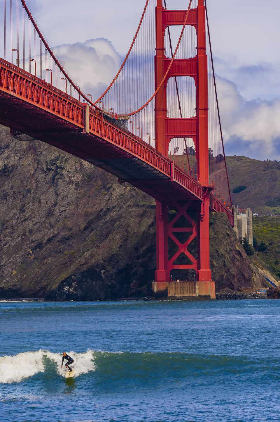 Where to go surfing in San Francisco