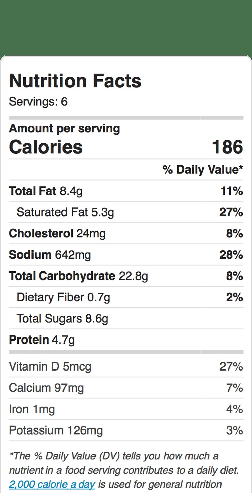 Nutrition Label Embed 1409050950 5B37F43446E0Fb003725C648