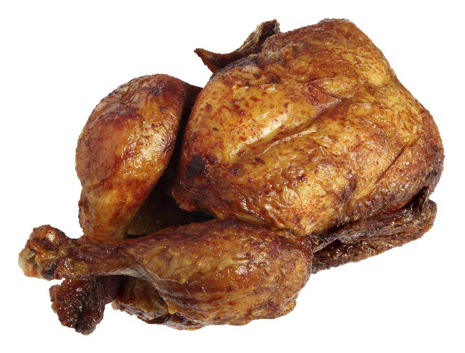 Rotisserie Huli Huli Chicken