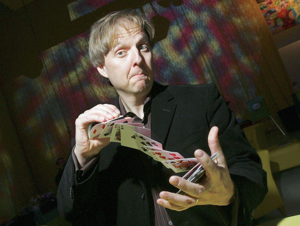 Mac King Comedy Magic Show at Harrah's
