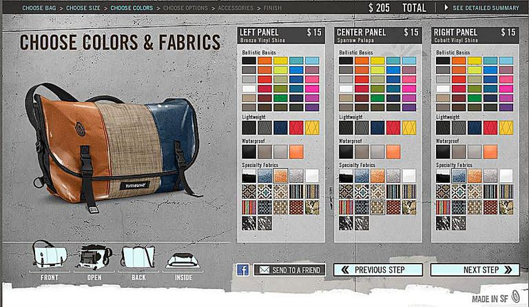 Timbuk2 Custom Messenger Laptop Bag