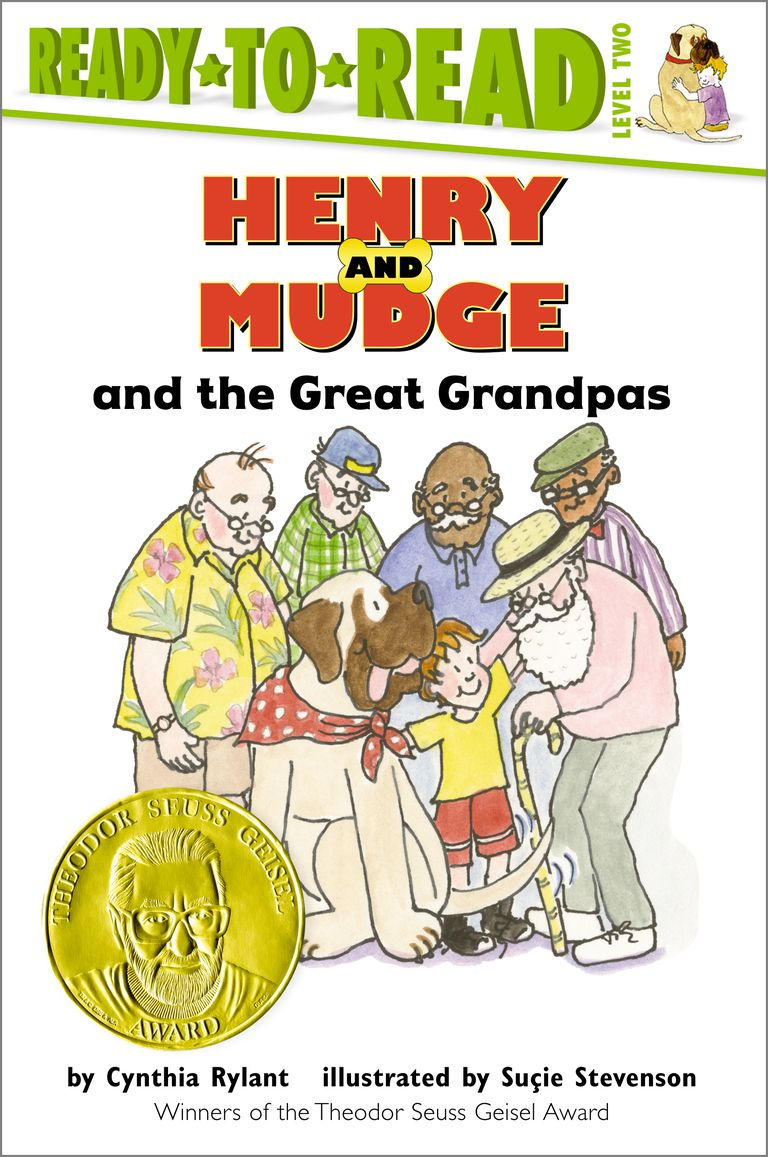 Henry & Mudge and the Great Grandpas