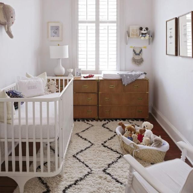 Nursery Bedroom Design Ideas