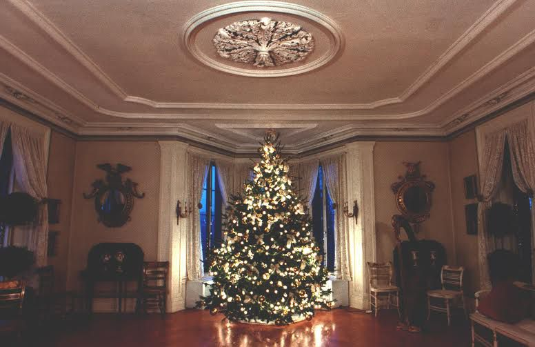 Christmas At Locust Grove