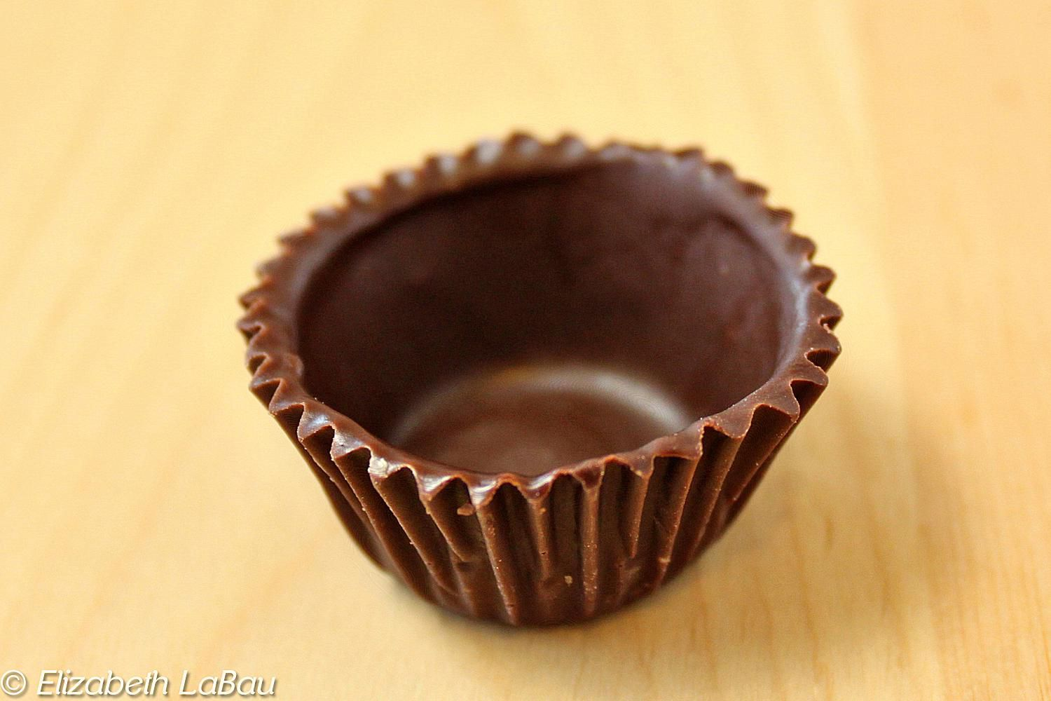 How To Make Chocolate Cups At Home