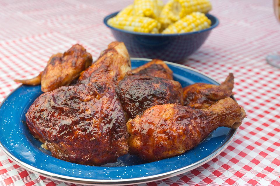 Balsamic-Cherry BBQ Sauce for Chicken