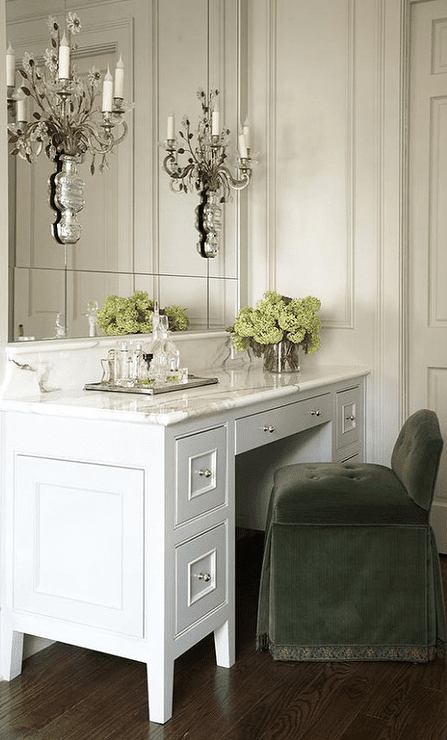 French Provincial Chair >> Beautiful Bathroom Vanity Design Ideas