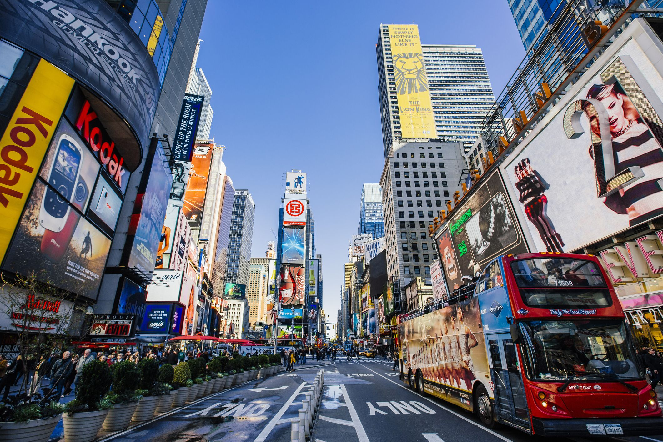The Best Bus Tours In Nyc