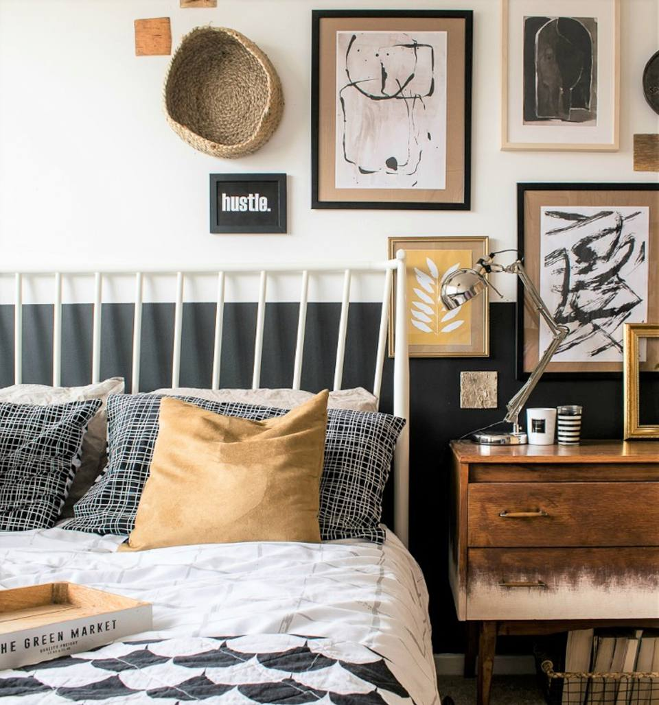 Gorgeous Bedroom Makeover After