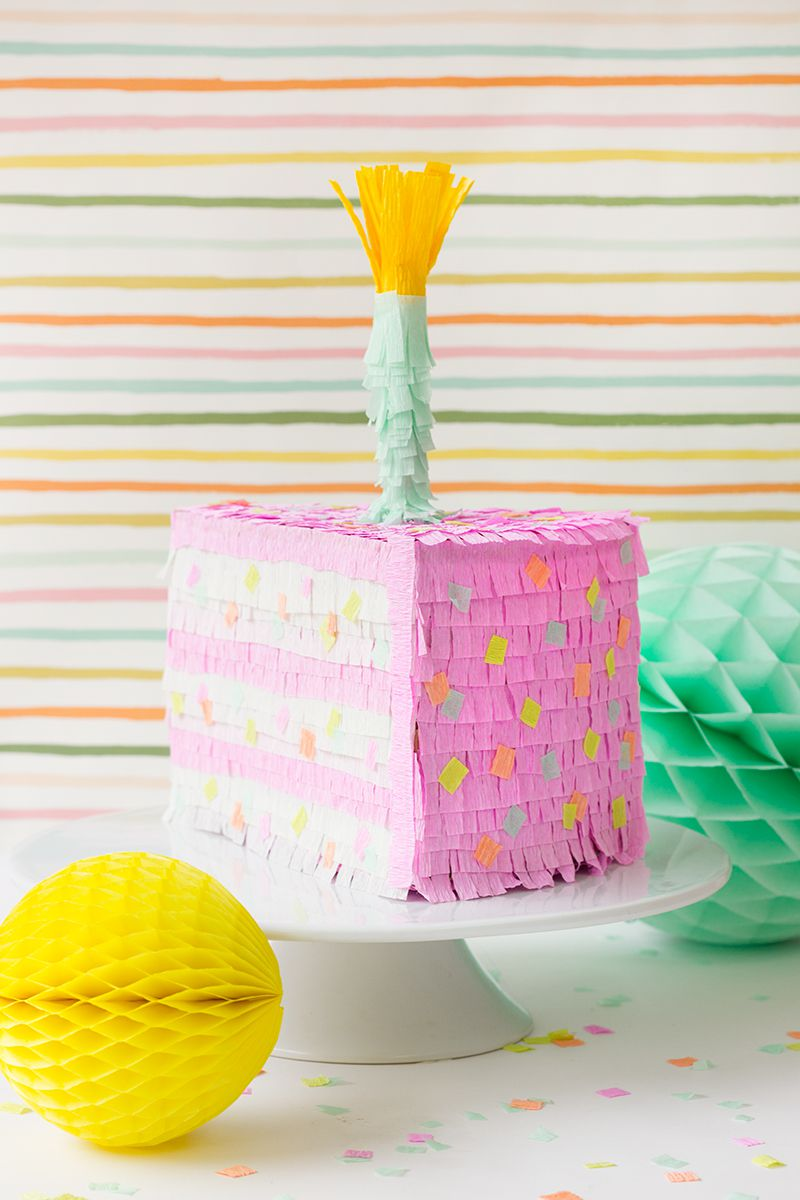 20 diy pinatas to make for your next party