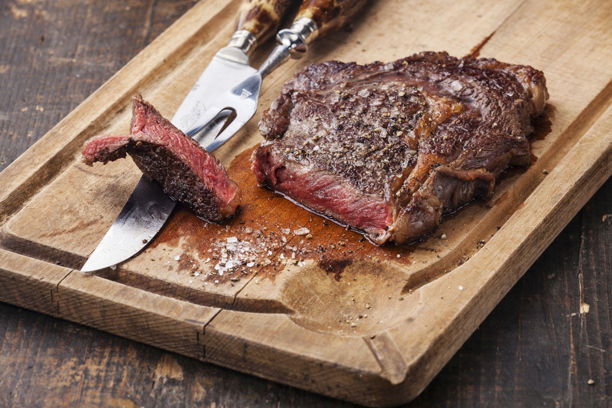 Stake Or Steak