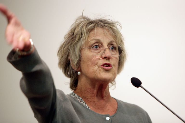 Germaine Greer - March 13, 2008
